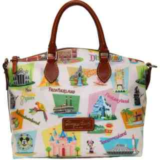 Disneyland Retro Satchel