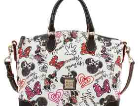 Minnie Hearts and Bows Satchel