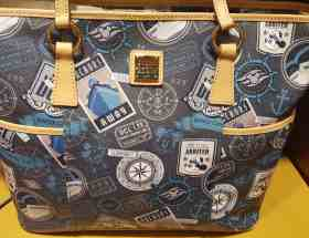 DCL Luggage Stickers Tote