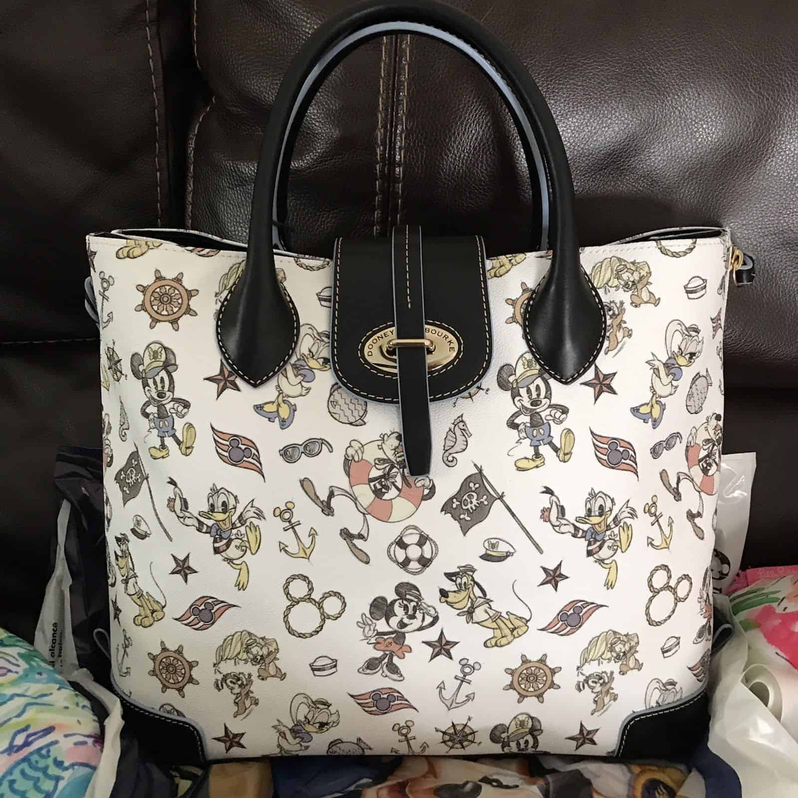 Disney Dooney And Bourke Dcl Mickey And Friends 2017
