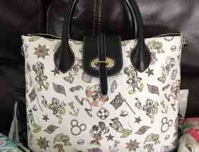DCL Mickey & Friends Tote