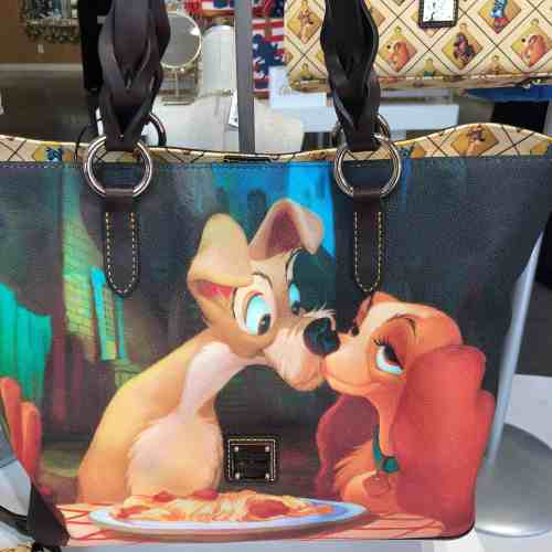 Lady and the Tramp Tote