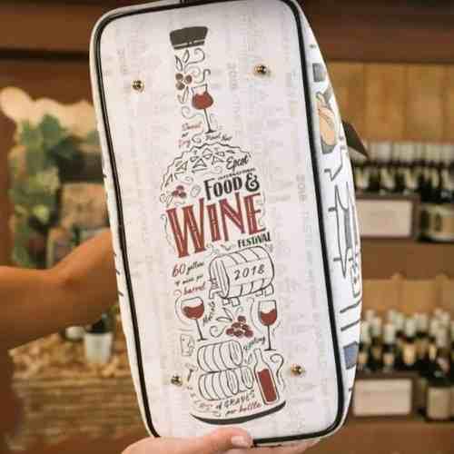 Food & Wine 2018 Tote - Bottom