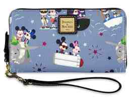 Hipster Mickey & Minnie Wallet