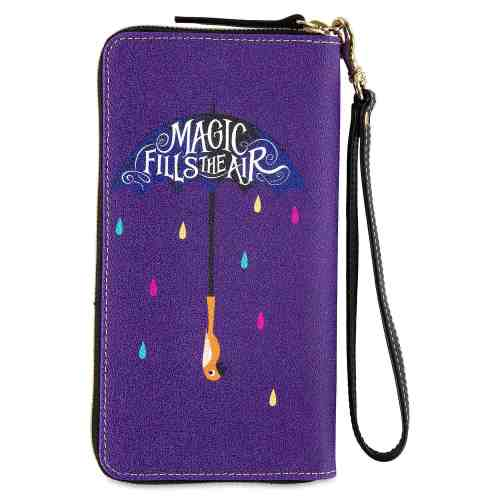 Mary Poppins Returns Wallet Back