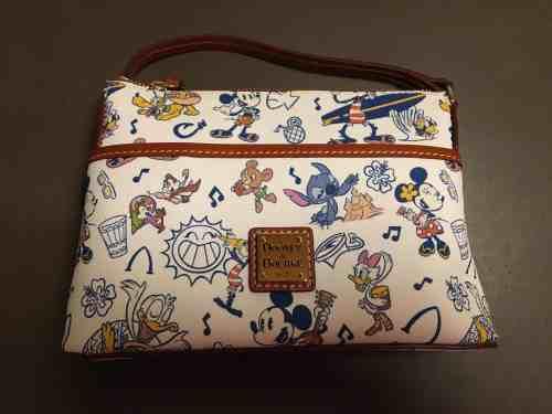 Aulani Mickey & Friends Pouchette