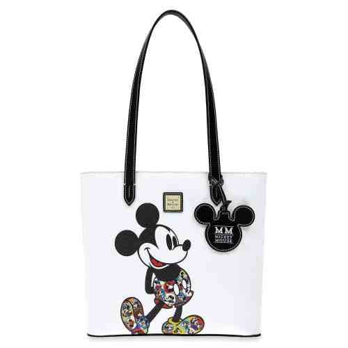 Mickey Mouse Through the Years Button Tote