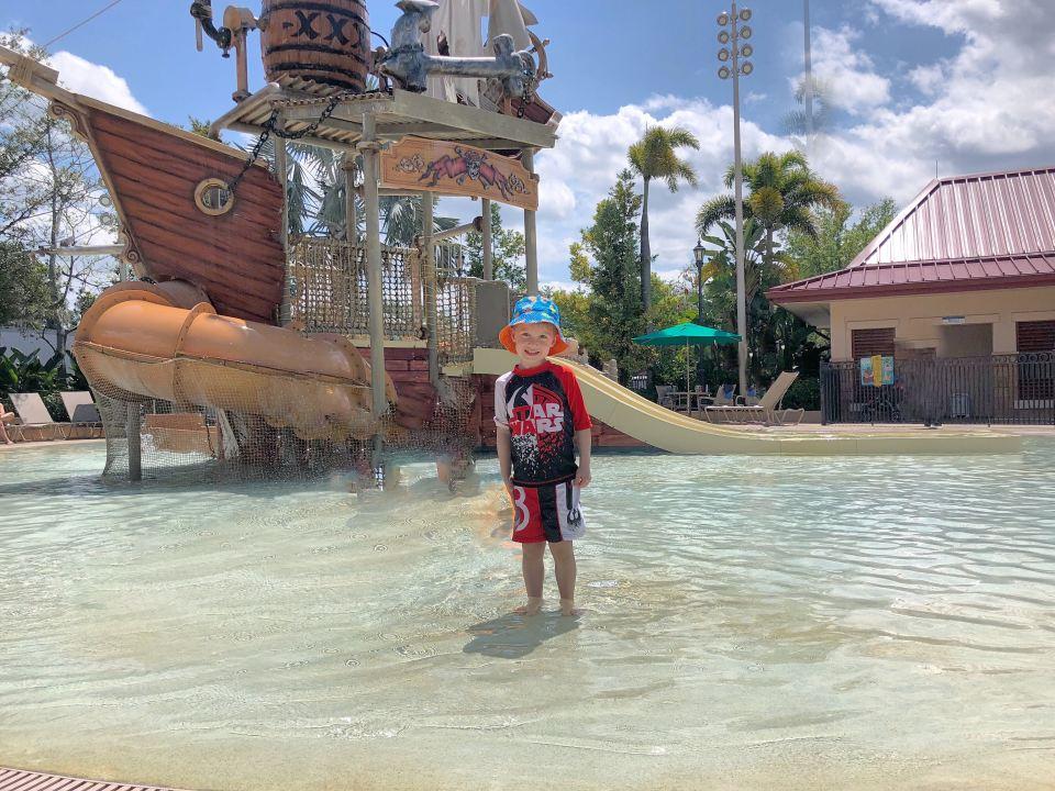 Keep Cool in Disney