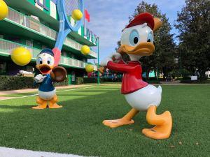 Value , all start, Disney resort