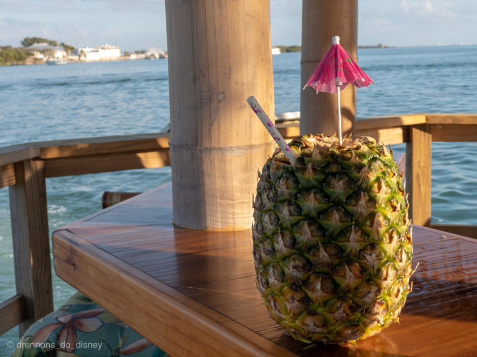 Lapu Lapu at sea