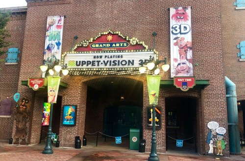 Disney Skip List - Muppet Vision 3D Theater