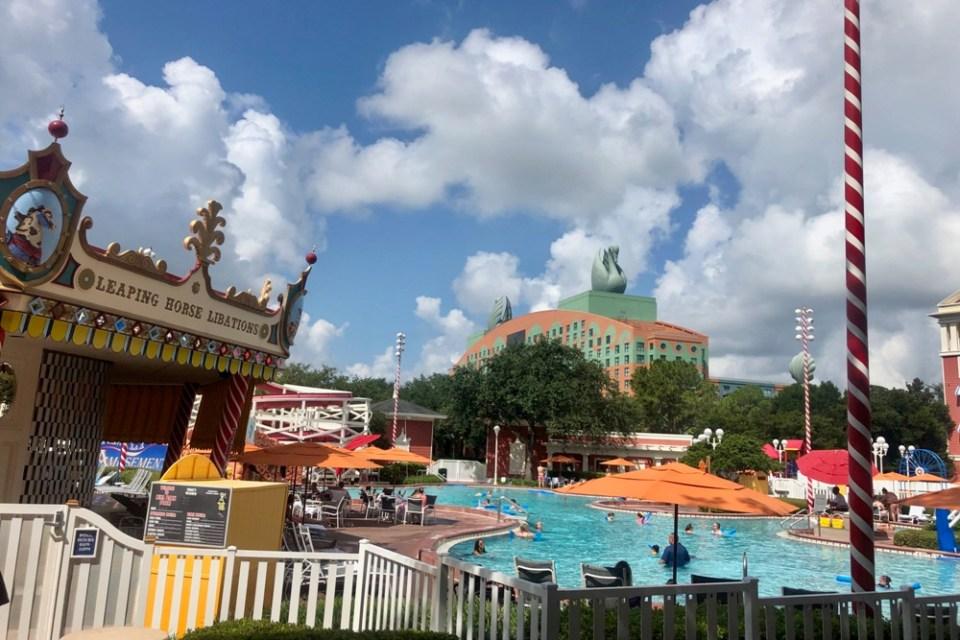 BoardWalk - Pool
