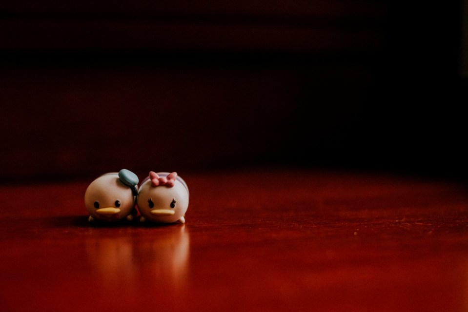 Tsum Tsum - Donald and Daisy