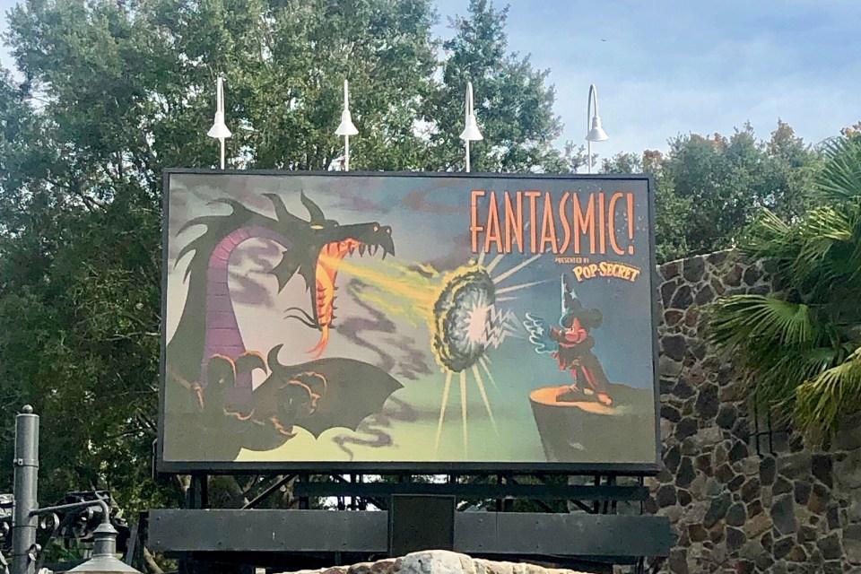 Top 5 - Hollywood Studios -  Fantasmic