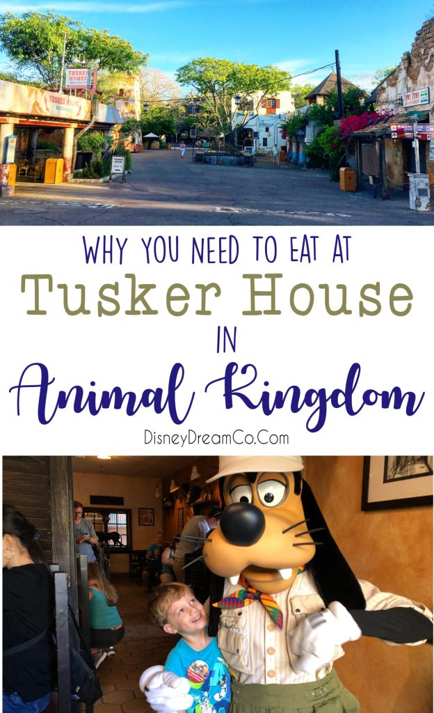 Disney World Tusker House