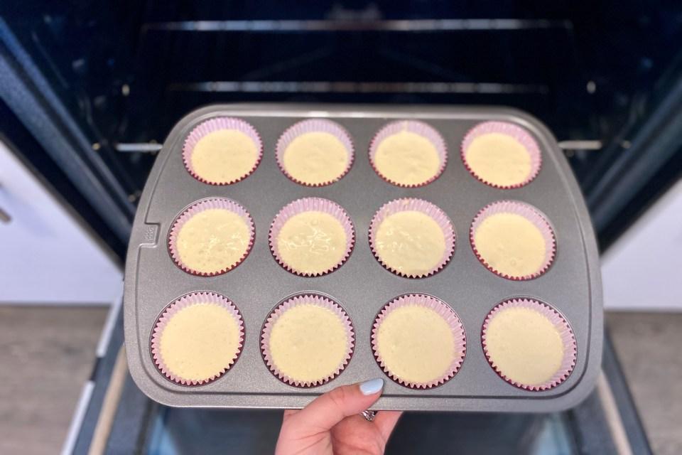 Disney Cupcakes Batter