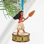 Disney Moana Christmas Ornament - Personalizable