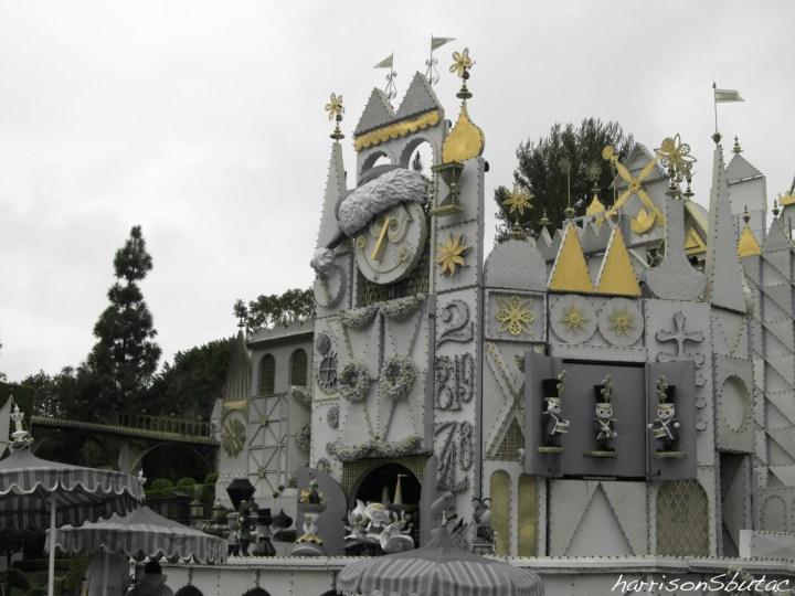 Disneyland Christmas 2010 Its A Small World Holiday
