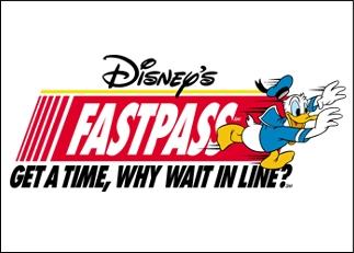 Disney Fastpass Logo