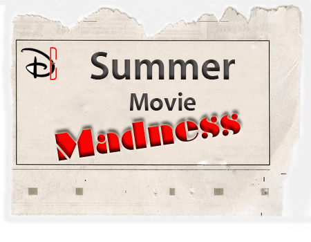 Disneyexaminer Summer Movie Madness Logo