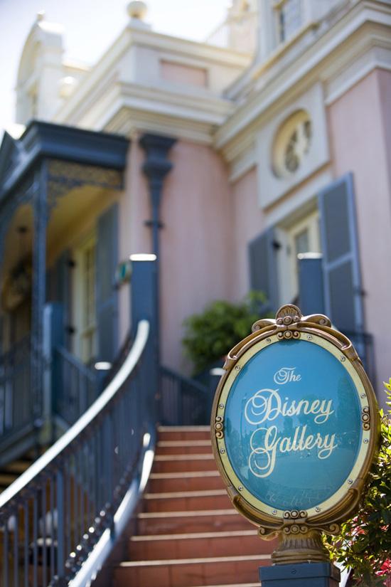 Disneyland Disney Gallery