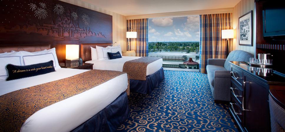 The Disneyland Hotel Disneyexaminer