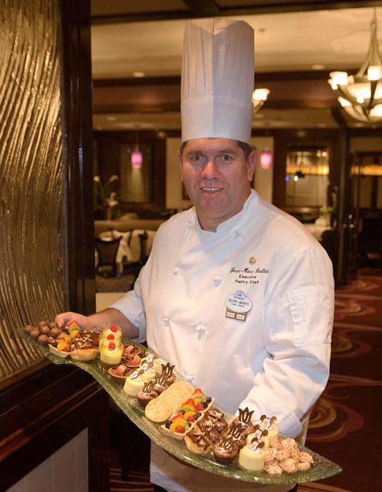 Jean Marc Viallet Disneyland Pastry Chef