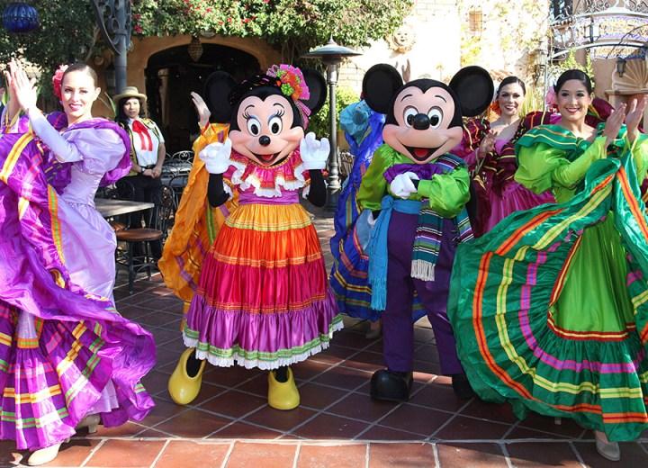 Three Kings Celebration Disneyland 2