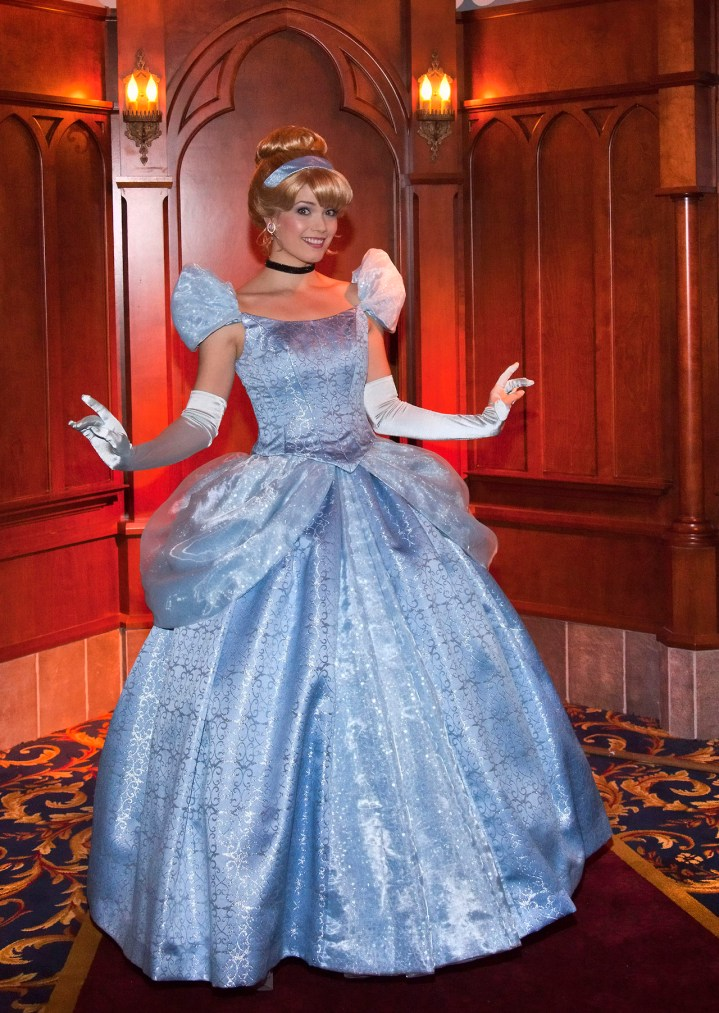 Fantasy Faire Princess Meet And Greet
