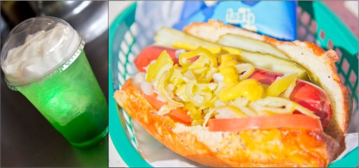 Oz The Great And Powerful Hot Dog Award Weiners Disney California Adventure