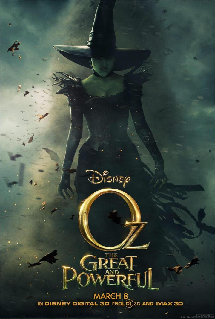 The Wicked Witch Oz The Great And Powerful