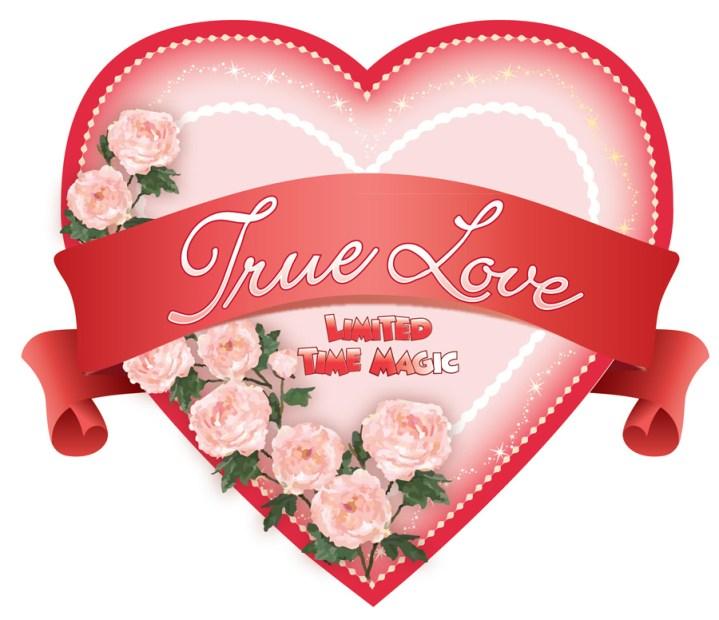 True Love Week Disney Parks Logo