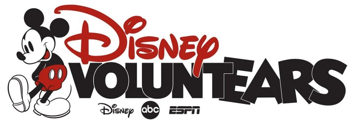 Disney Voluntears Logo