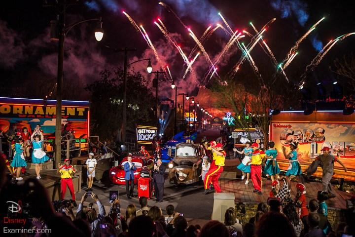 Disney California Adventure Grand Reopening Disneyexaminer Coverage Day 1 Entry 11