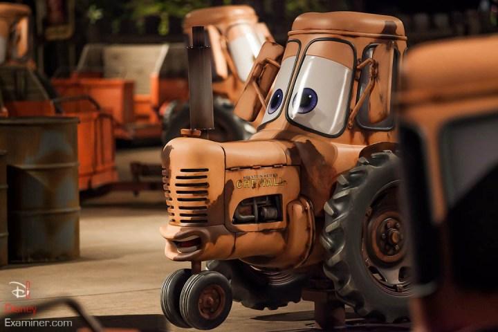 Disney California Adventure Grand Reopening Disneyexaminer Coverage Day 1 Entry Maters Junkyard Jamboree