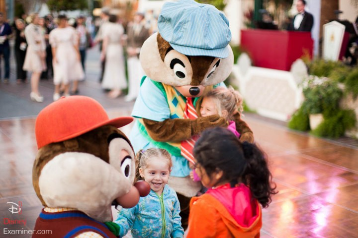 Disney California Adventure Grand Reopening Disneyexaminer Coverage Day 2 Buena Chip And Dale