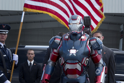 Iron Man 3 Movie Review 3 Iron Patriot