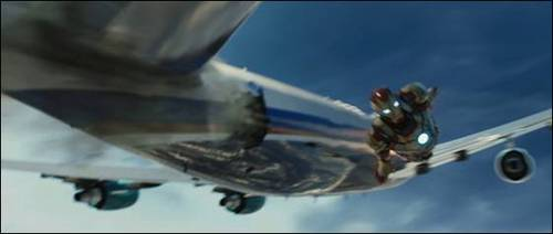 Iron Man 3 Movie Review 5 Air Force One