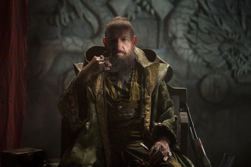 Iron Man 3 Movie Review 6 The Mandarin