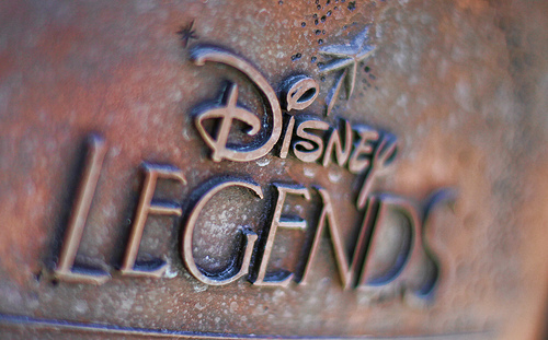 Disney Legends Logo