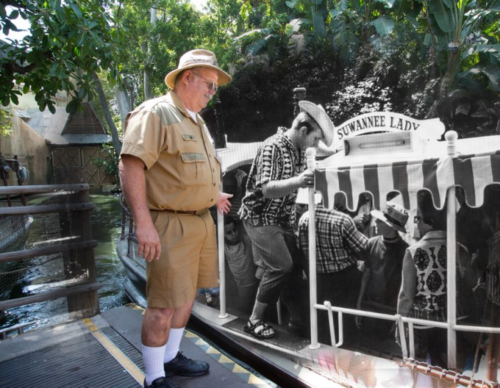 Disneyland Jungle Cruise Blast From The Past