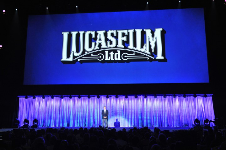 2013 D23 Expo Walt Disney Studios Live Action Films Presentation Lucasfilm Welcome