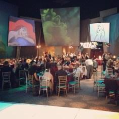 Sianez Disney Fairy Tale Wedding Disneyland Disney California Adventure Animation Building Reception