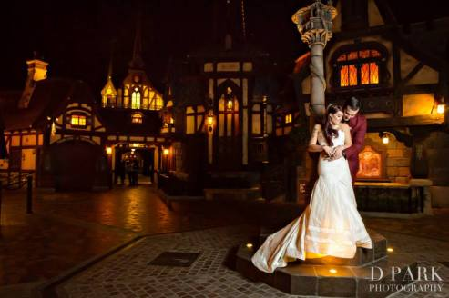 Sianez Disney Fairy Tale Wedding Disneyland Dparkphotography Fantasy Faire Tangled Tower
