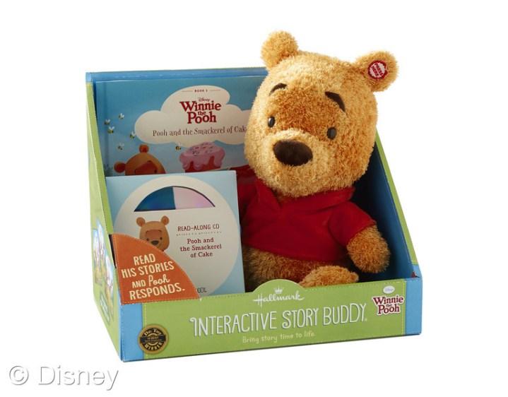 Winnie The Pooh Baby Plush Disneydozen Holiday Gift List