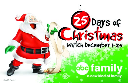 ABC Family's Christmas For Days  | DisneyExaminer