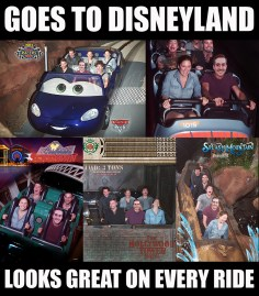Disneyland Disney Side Social Media All Stars World Premiere Event Ridiculously Photogenic Guy Zeddie Little Meme