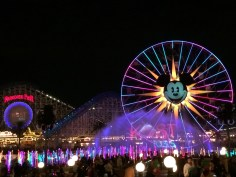 Kost 1035 Fm Disney California Adventure Holiday Kickoff Private Party 2013 World Of Color Winter Dreams Private Show