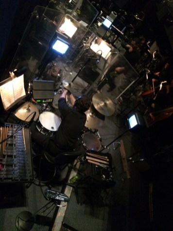 Disney Beauty And The Beast Musical Tour Segerstrom Center Opening Night Live Orchestra Pit