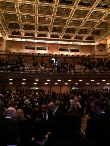 2014 Annie Awards Venue Ucla Royce Hall Audience